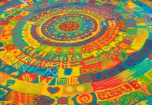 http://www.dreamstime.com/stock-photos-color-sand-mandala-image24742823