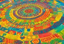 http://www.dreamstime.com/stock-photos-color-sand-mandala-image24742823
